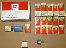 New 24 piece lot 1955-1961 Plymouth Dodge DeSoto Chrysler stop light switches