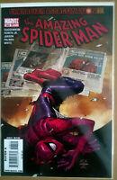 The Amazing Spider-Man #588 Romita Jr. US Marvel NM NEU Portofrei Spidey Venom