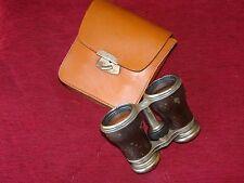 Vintage Day & Night Chromatic Cased Binoculars Field and Marine Glass