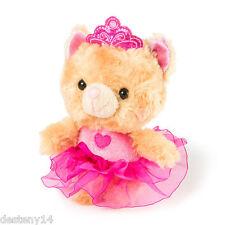Sophia Grace and Rosie Princess Girls Poppy Plush Doll You Tube Pink Tutu Crown