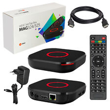MAG 324 IPTV Streamer TOP BOX TV Multimedia Internet Konsole USB HD 322 Original