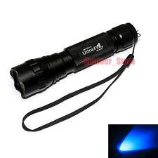 1pcs UltraFire WF-501B CREE Blue light LED 1Mode 150Lumens Flashlight Torch G60