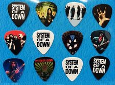 SYSTEM OF A DOWN Guitar Picks *Limited Edition* Set of 12