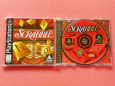 Scrabble (Playstation 1, 1999)   ******** Game Disc Very Good Condition ********