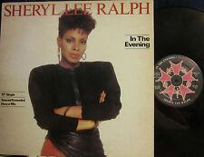 "► Sheryl Lee Ralph - 12"" In the Evening (b/w instrumental) (PS) (of ""Moesha"")"