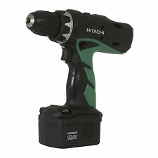 Hitachi Ds14Dvc 14.4-Volt 3/8-Inch Driver Drill and Drill Kit