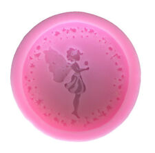 Elf Fairy Tinker Bell Silicone Mold   Bakell®