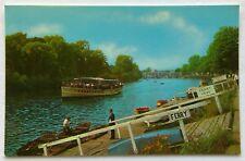 The Thames At Richmond Postcard (P313)