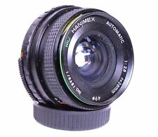 HANIMEX Automatic 28mm f/2.8 M42 Mount Camera Lens  - O04