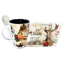 Robin Ruth AMERICANO tazza stile nostalgico BERLINO NUOVO / ORIGINALE di caffè