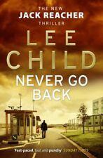 Never Go Back: (Jack Reacher 18)-Lee Child, 9780553825541