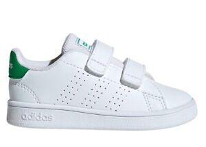 Scarpe bambino Adidas EF0301 sneakers infant sportive ginnastica scuola strappo