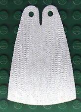 LEGO - Minifig, Headgear Accessory: Bridal Train, Cloth - White