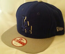 NWT NEW ERA Los Angeles DODGERS LA slice 9FIFTY SNAPBACK adjustable mlb cap hat