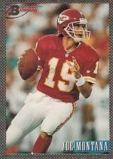 1993 Bowman #200 Joe Montana FOIL 49ers