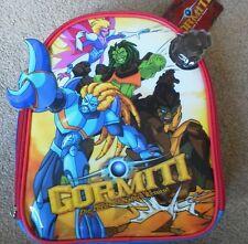 Gormiti school lunch bag. Bnwt.