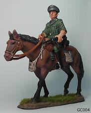Metal Toy Solder 1:30 Germany Cavalry WW2 Whermachi Thomas Gunn GC004