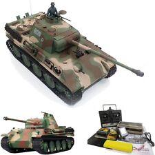 3879-1 Heng Long German Panther Type G RC Panzer 1:16 mit Schuss Rauch Sound