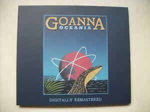 Goanna: Oceania (with bonus track)