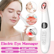 Electric Vibration Eye Lip Face Massager Anti-age Wrinkle Facial Lifting Device