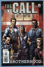 The Call of Duty the Brotherhood #3 (2002) Marvel -J