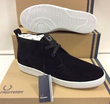 Fred Perry Chukka Suede Men's Sneakers Trainers Shoes UK 8 / EU 42