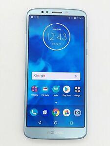 Motorola Moto E5 Plus - 32GB - Marine Blue (T Mobile)