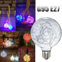 E27 LED Edison Starry Fairy String Light Bulb Christmas Xmas Party Lamp
