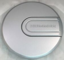 2008 2009 HUMMER H2 Wheel Center Cap PAINTED SILVER