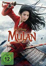 MULAN      DVD  -  Disney-Film     NEU + OVP!!