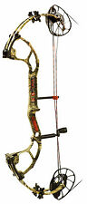 "New PSE Dream Season DNA Compound Bow Mossy Oak Infinity Camo 29"" 60# RH"