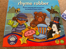 Orchard Toys Rhyme Robber Age 5-9