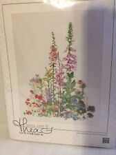 Thea Gouverneur Counted Cross Stitch Kit American Wildflowers 554 New !