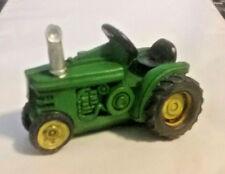 """TRACTOR"" Green Fairy Garden Miniature  Resin   NEW"