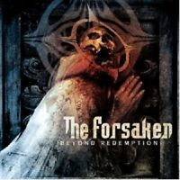 """THE FORSAKEN """"BEYOND REDEMPTION"""" CD NEUWARE"""
