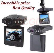 "2.5"" HD CAR DVR Vehicle Video Camera IR DVR Cam CCTV Night Vision Recorder F198"