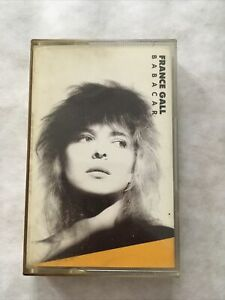 Cassette Audio, K7 Audio, FRANCE GALL, Babacar
