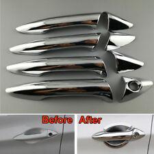 Door Handle Cover Frame Trim ABS Chrome For Hyundai Elantra 2012 2013 2014 8PCS