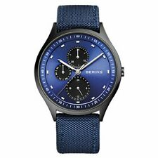 Bering Men's Wristwatch Titan - 11741-827 Nylon