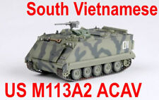 Easy Model 1/72 US M113A2 ACAV South Vietnamese Tracked Armoured Carrier #35004