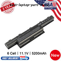 Laptop Battery for Acer Aspire 4551 4741 5750 7551 7560 7750 AS10D31 AS10D51 US