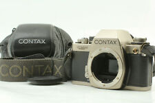 【MINT】 CONTAX S2 60 Years Model 35mm SLR Film Camera Body Only From JAPAN #859