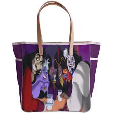Disney Villain Magnetic Snap Messenger Tote Shopper Bag p35 w2016