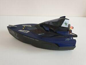 Playmobil 4882 Robo Gangster Turbo Kampfschiff Schnnell Boot
