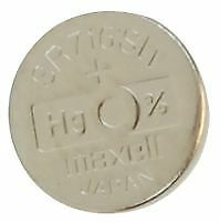 BUTTON CELL SILVER OXIDE SR716SW/V315 Batteries Non-rechargeable - CM85700