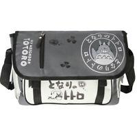 Anime Totoro Classic Canvas Messenger Bag Shoulder Satchel Cosplay School Bag