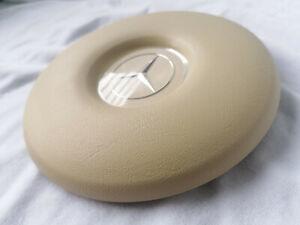 Polsterkappe Mercedes Lenkrad W111 112 113 114 115 109 108 Pagode Elfenbein