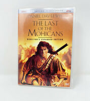 The Last of the Mohicans DVD Enhanced Widescreen Pre-Owned
