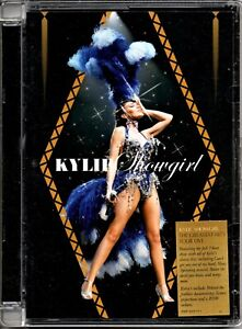 KYLIE [Minogue] - Showgirl DVD+Booklet The Greatest Hits Tour Live MUSIC R0