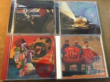The Mars Volta [4 CD Alben] Octahedron + de-loused + Frances + Amputechture